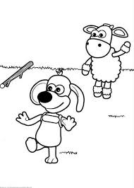 ruffy puppy chase wooden stick throw timmy timmy