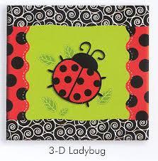 pioneer scrapbook album buy for 11 86 pioneer da 200 3d applique designer ladybug