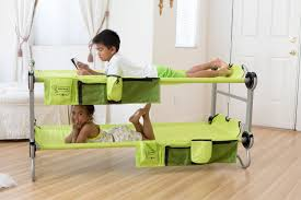 Bunk Bed For 3 The Kid O Bunk A 3 In 1 Mobile Bunk Bed For Kids Youtube