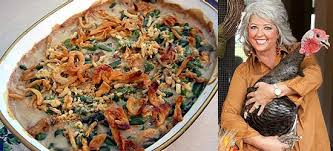 green bean casserole paula deen does this thanksgiving staple