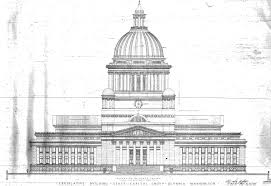 washington history legislative building legacy washington wa