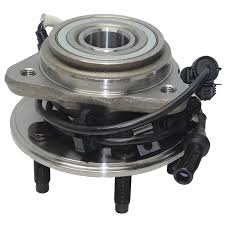 amazon com brand new both front wheel hub and bearing assembly
