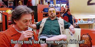 The Dudes Rug The Big Lebowski U0027 Facts The Dude Would Abide By Thechive