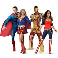 Halloween Costumes Pairs 25 Superhero Couples Costumes Ideas Couples