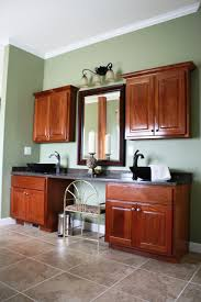 Cherrywood Kitchen Cabinets Kitchen Creative Kitchen Design Ideas Using Brazilian Cherry Wood