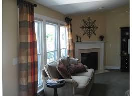 Single Panel Window Curtain Designs Best 25 Short Curtain Rods Ideas On Pinterest Shower Curtain