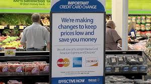 walmart lifts visa card ban at 19 canadian stores ctv news