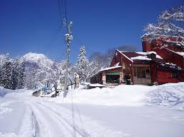 lodge country canadian house myoko japan booking com