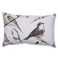 Target Sofa Pillows by Mainstays Painted Birds Toss Pillow 2 Pack Walmart Com