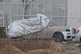rolls royce cullinan 2019 rolls royce cullinan front end revealed by crash test model