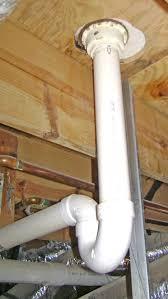 interior basement bathroom plumbing rough in regarding best how