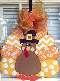 turkey door hanger delightful turkey burlap door hanger thanksgiving turkey door hanger
