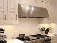 stainless steel kitchen backsplash ideas 20 stainless steel kitchen backsplashes hgtv