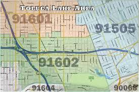 map of burbank ca toluca lake maps toluca lake chamber of commerce