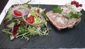 cuisine reims rabbit terrine picture of cote cuisine reims tripadvisor