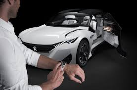 peugeot concept cars sounds good peugeot fractal concept is vision of french car