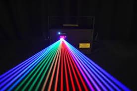 china color rgb 4w laser light professional dj equipment