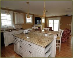Pictures Of Stainless Steel Backsplashes by Granite Countertop Grey Cabinets With White Appliances