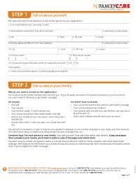2014 form nj njfc app fill online printable fillable blank