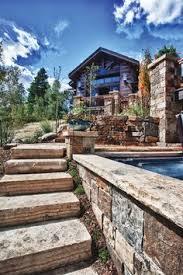 Photo Matt Eidt A Log Home In Steamboat Springs Colorado Home - Colorado home design