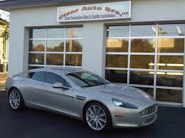custom aston martin rapide aston martin rapide superior rock chip invisble bra paint