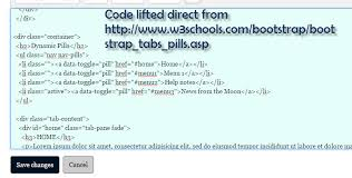 bootstrap tutorial pdf w3schools moodle in english using bootstrap in themes