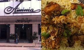 cr cuisine aminia offers authentic kolkata biryani in cr park eattreat