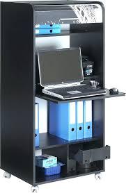 pc bureau professionnel ordinateur bureau professionnel meuble ferme pour ordinateur