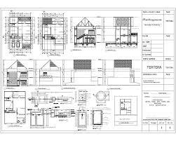biaya membuat gambar imb tfq architects desain rak tv dan perincian harga