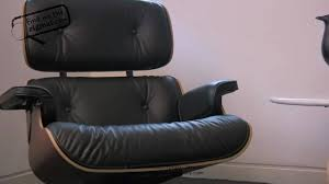 vintage eames lounge chair and ottoman eames lounge chair and ottoman by find me the original youtube