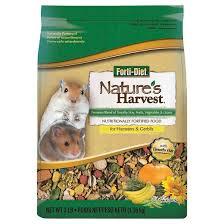 Kaytee Bedding Kaytee Nature U0027s Harvest Hamster U0026 Gerbils Dry Food Target