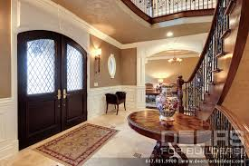 custom glass interior doors custom solid mahogany wood double door with transom with clear