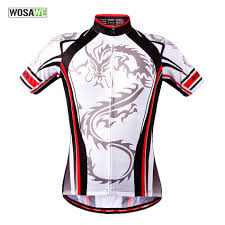 mens fluorescent cycling jacket find more cycling jerseys information about wosawe men mtb bike