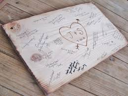 bridal shower guestbook rustic wedding guest book alternative wedding sign bridal shower
