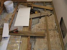 How To Replace Bathroom Subfloor How To Repair Or Replace Rv U0026 Camper Trailer Floors Axleaddict