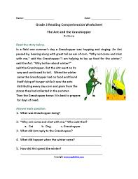 glamorous free printable reading comprehension worksheets for