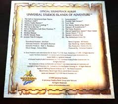 islands of adventure halloween horror nights 2013 the soundtrack to your adventure