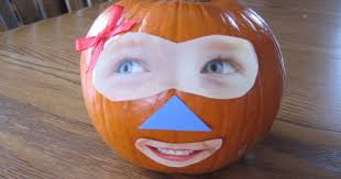Pumpkin Decorating Without Carving Be Brave Keep Going 6 Ways Young Children Can Decorate A Pumpkin