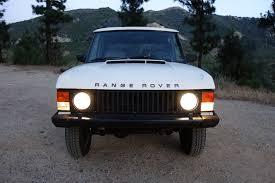 range rover coupe classic range rover classic retro vertical slats grille