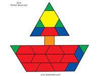 pattern blocks math activities free dinosaur pattern block templates letter d activities toddler