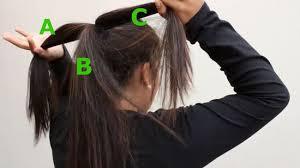 model rambut sanggul simple 5 cara untuk mengepang rambut wikihow