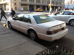 curbside capsule 1992 97 cadillac seville sts the pursuer
