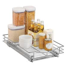lynk professional roll out cabinet organizer pull out under