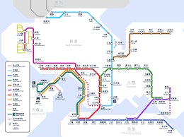Beijing Subway Map by Hong Kong Subway Map Hong Kong Maps China Tour Advisors