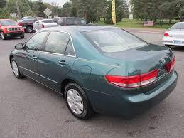 2003 honda accord 4 cylinder 2003 honda accord lx 4dr sedan in gilbertsville pa geg automotive