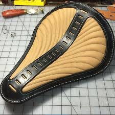 Bike Seat Upholstery 40 Best Images About Custom Bike Seats On Pinterest Upholstery