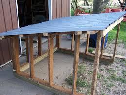 chicken coop pig shelter milk stand 011 goats pinterest
