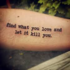 quote tattoos for