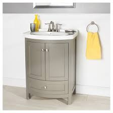 Rona Cabinet Doors Tallia Vanity With Rounded Doors Grey Rona Inspiration Of Rounded