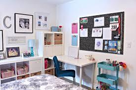 ikea interiors teen teen girl decorating ikea kallax desk trofast cart and